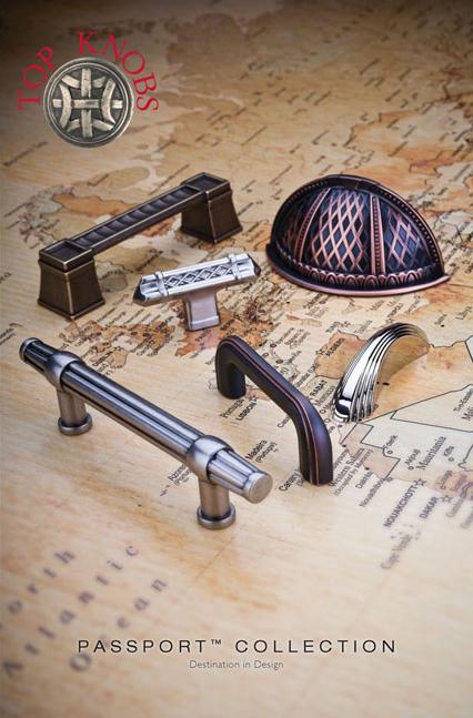 Top Knobs Passport Hardware Collection