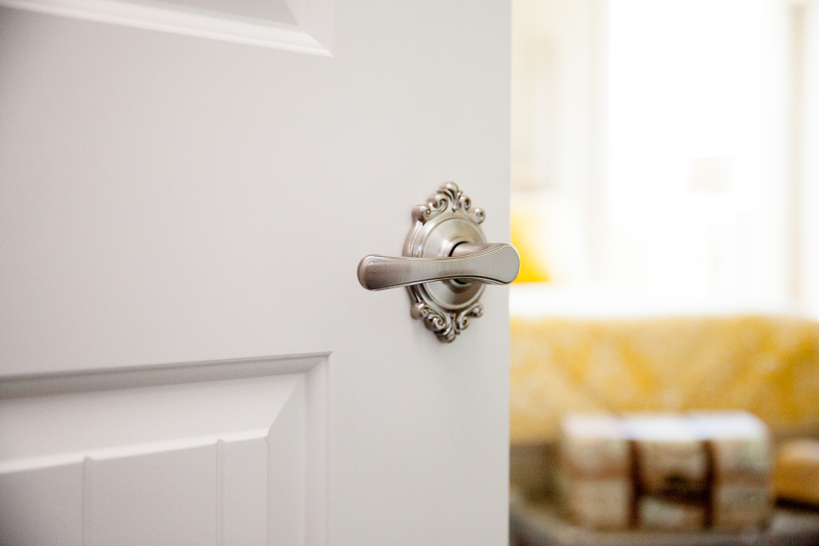 Schlage Avila Lever With Brookshire Rosette Awesome Ideas