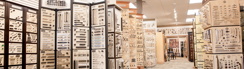 Neu's Hardware Gallery Showroom Menomonee Falls